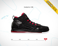 Jordan – Evolution '85