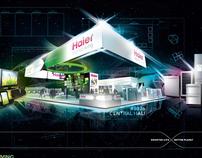 Haier America 2012 CES Advertising