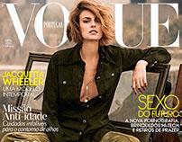 Vogue Portugal - April '15