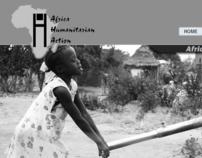 Africa Humanitarian Action - Website