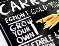 Grow Your Own: Vegetable Collection