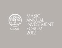 MASIC INVESTMENT FORUM