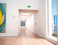 Brandschutztüre // fire protection door