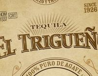 Tequila El Trigueño