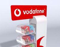 Vodafone Stands