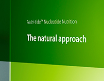 Nucleotide Nutrition Corporate Identity & Advertising