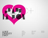 Love 22 Graphic Fashion