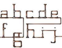 Atomic 29 Typeface Design