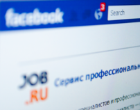 JOB.RU — Facebook App