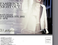 3.1 Phillip Lim Fashion's Night Out