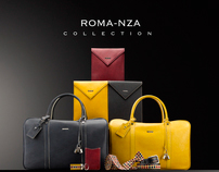 """""""ROMA-NZA"""" Collection"""