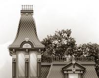 Victorian house (techdesign)