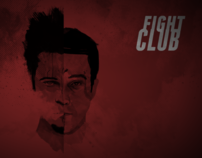 Rules Fight Club - Kinetic Typography