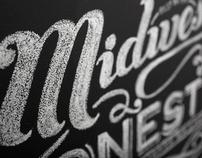 UNITED ADWORKERS | Membership Card Chalk Art
