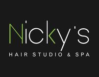 Nicky's Hair Studio & Spa