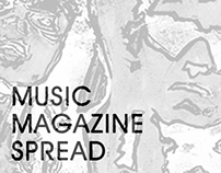 Print Magazine | Illustration | Sleigh Bells