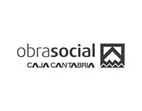 Obra Social Caja Cantabria Campaign