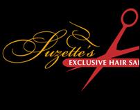 Suzettes Exclusive Hair Salon - Logo