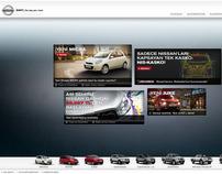 Nissan.com.tr - UX Design