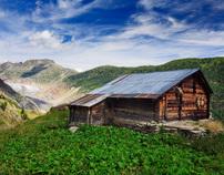 Swiss Alps Escape