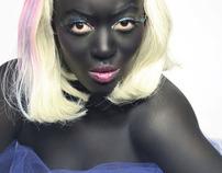 Noir- photo shoot