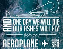 In an Aeroplane