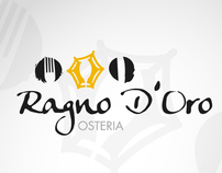 Il Ragno D'Oro - Logo design