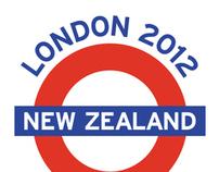 London Paralympics 2012 New Zealand Team