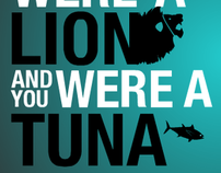 Lion vs Tuna Kinetic Type