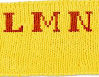 The 8-Bit Stitch