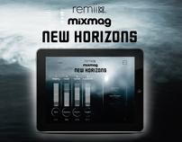 Remiix Mixmag New Horizons & Remiix Minus apps