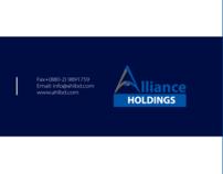 Alliance Holdings
