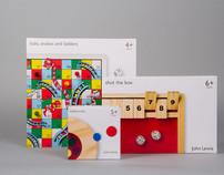 John Lewis Toy Branding and Packaging