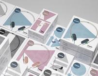 Packaging Development - AIAIAI, Denmark