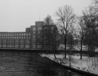 urban scenes in finland, march 2012