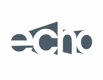 Echo - Corporate Identity Design