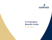 Cover of Fairwinds Crew Member Guide