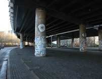 Under The Flyover_Copenhagen_ March 2012