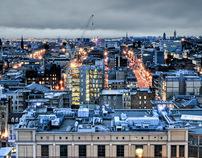 Glasgow@night
