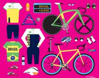 Projeto Olímpico | Newspaper Poster Series