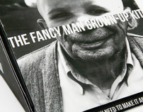 The Fancy Man Grown-Up Kit: a packaging project