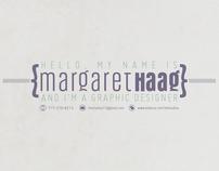 Margaret Haag - Digital Portfolio
