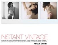 Instant Vintage