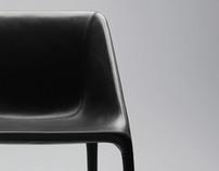 Manta armchair / Poliform