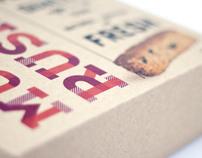 100% Muesli Rusks Packaging