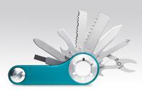 Switch - Modular Pocket Knife