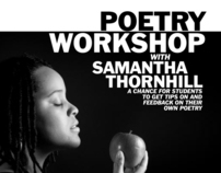 The Writer's Society - Poetry Workshop