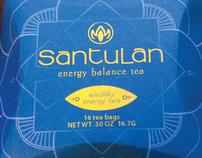 SANTULAN: Energy Balance Tea