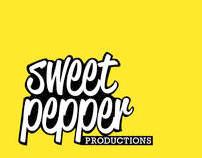 Sweet Pepper Productions Branding