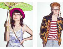 Fashion Campaign. Infinit, 2010.